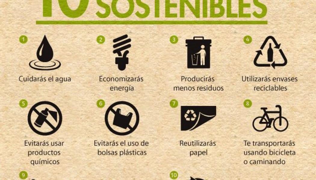 Buenas prácticas sostenibles