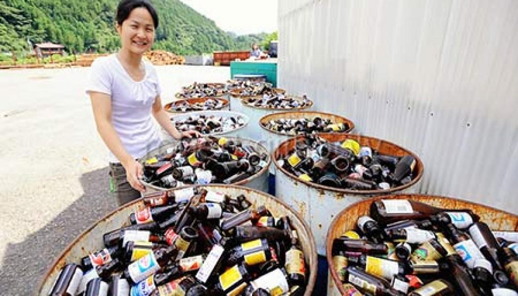 La ciudad japonesa que más recicla