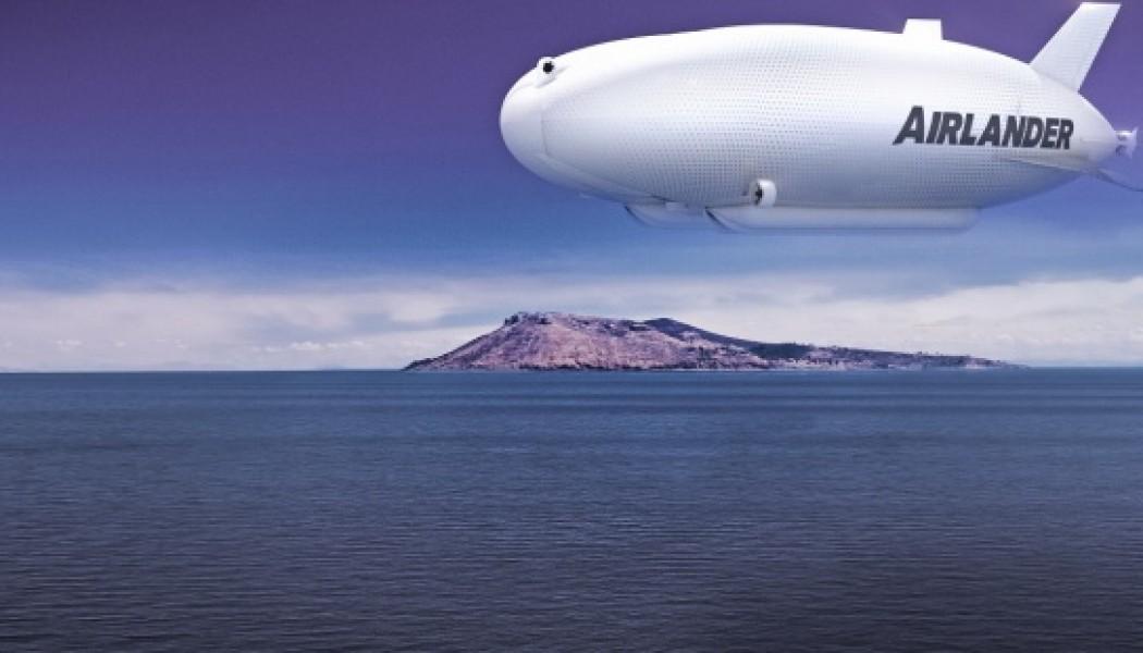 La aeronave más grande y ecológica