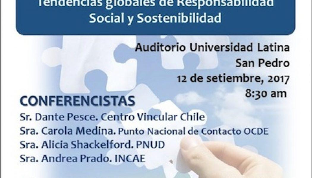 Tendencias globales de la responsabilidad social y sostenibilidad