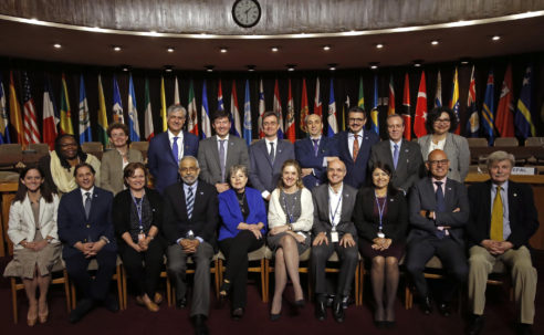 Costa Rica participó en foro de los países de América Latina y El Caribe sobre desarrollo sostenble