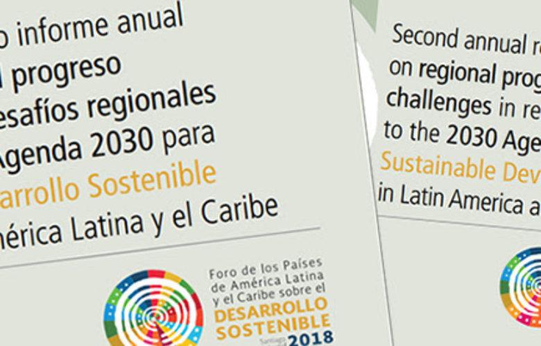 CEPAL publica informe sobre situación regional de Agenda 2030