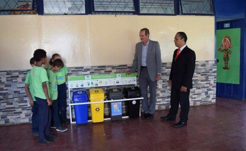 """""""Yo Pienso Verde"""": Programa ambiental estrella de la Sociedad de Seguros de Vida del Magisterio"""