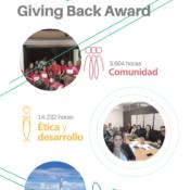 Ricoh Costa Rica reconocida por su programa de voluntariado