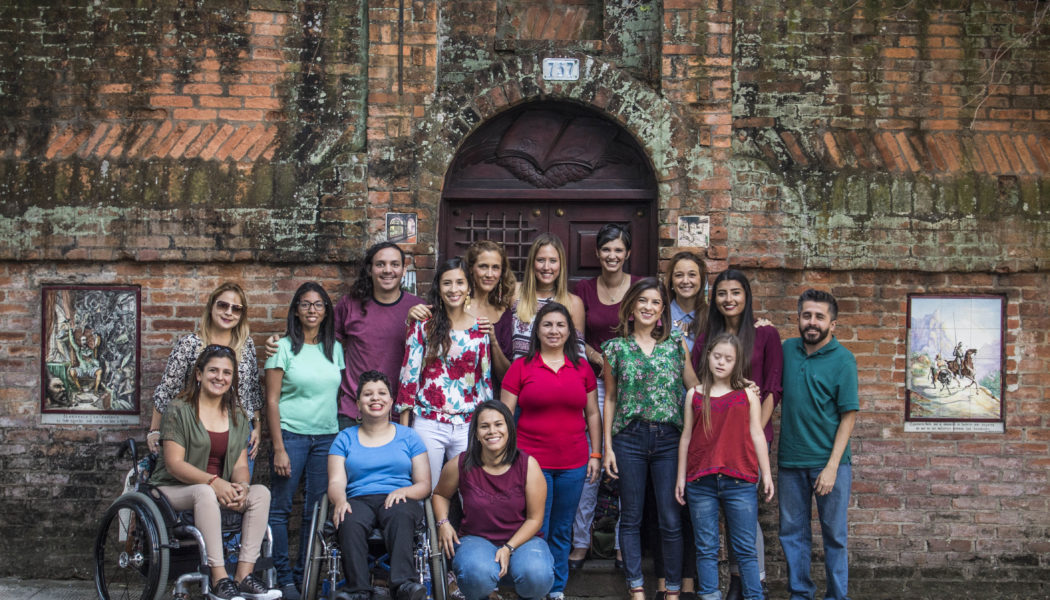 Juntos por la inclusión