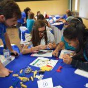 1500 estudiantes participaron en los programas STEM de Intel durante el 2018