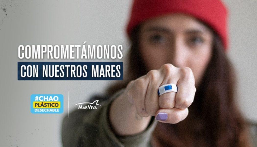 MarViva lanza campaña #MiÚltimaPajilla