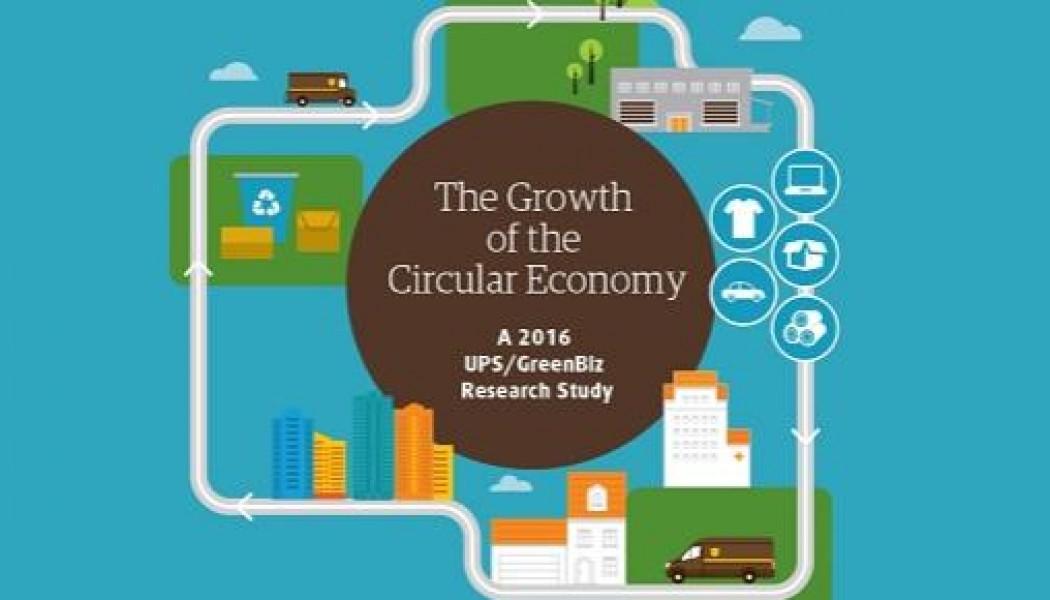 Un estudio de UPS y GreenBiz analiza el crecimiento y percepción de la economía circular