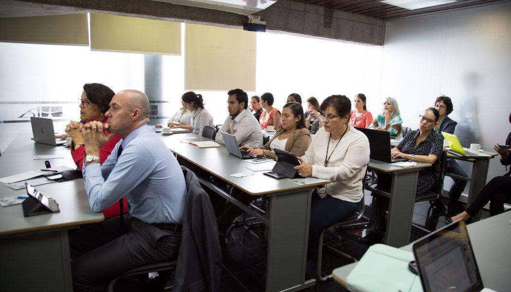 Comunicadores del país se actualizan sobre el Índice de Progreso Social