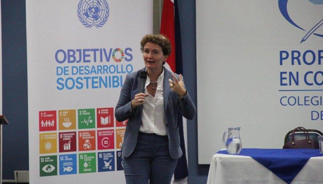 Naciones Costa Rica lanza llamado para avanzar en agenda 2030