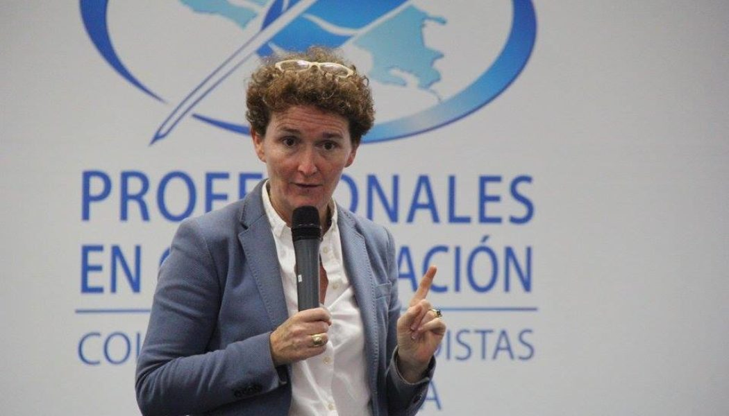 Periodistas y comunicadores reciben capacitación sobre Objetivos de Desarrollo Sostenible