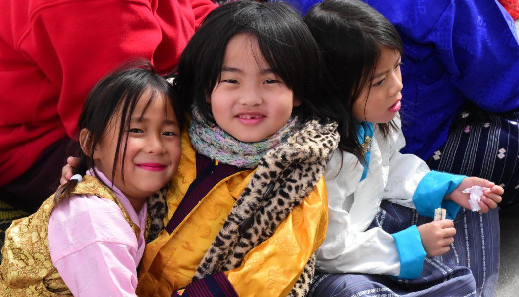El índice de felicidad bruta en Bután