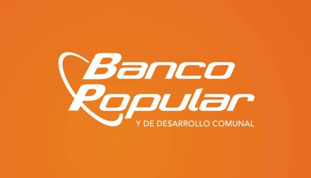 Conglomerado Financiero Banco Popular, construye bienestar desde Plan de Contingencia COVID-19