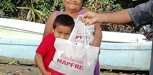 Fundación MAPFRE participó con donación de diarios y voluntariado para apoyar Campaña del Consejo de Responsabilidad Social